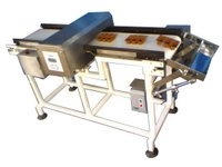 food metal detector , conveyor