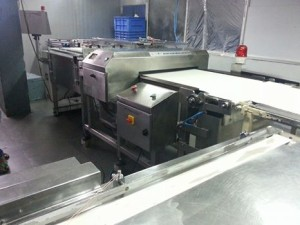 Metal Detector for Chocolate & Biscuit Industry