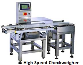 Checkweigher - New